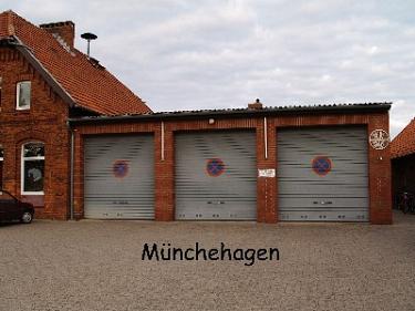 Münchehagen Feuerwehrhaus©Kreisfeuerwehrverband Nienburg