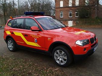 MZF BMW X3_1©Kreisfeuerwehrverband Nienburg