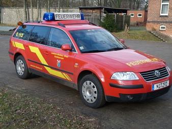 MZF VW Passat_1©Kreisfeuerwehrverband Nienburg