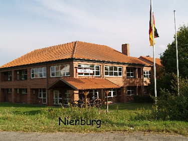 Nienburg Feuerwehrhaus©Kreisfeuerwehrverband Nienburg
