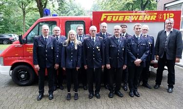 Nordel 28.08.2021 Versammlung©Martin Möhring, Kreisfeuerwehrpressesprecher-Süd