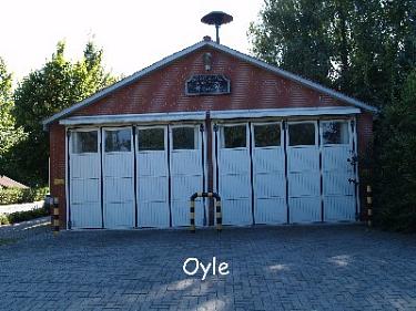 Oyle Feuerwehrhaus©Kreisfeuerwehrverband Nienburg