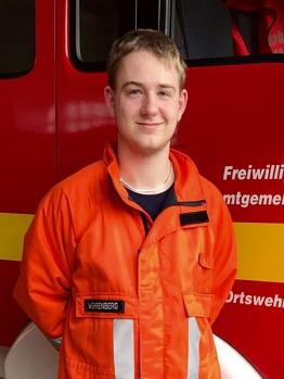Philip Wehrenberg©Kreisfeuerwehrverband Nienburg
