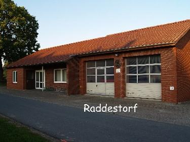 Raddestorf Feuerwehrhaus©Kreisfeuerwehrverband Nienburg