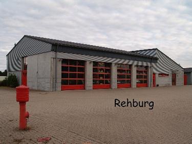 Rehburg Feuerwehrhaus©Kreisfeuerwehrverband Nienburg