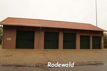 Rodewald Feuerwehrhaus©Kreisfeuerwehrverband Nienburg