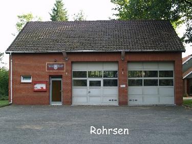 Rohrsen Feuerwehrhaus©Kreisfeuerwehrverband Nienburg