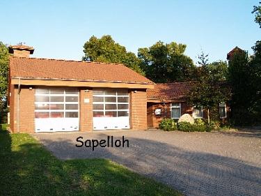 Sapelloh Feuerwehrhaus©Kreisfeuerwehrverband Nienburg