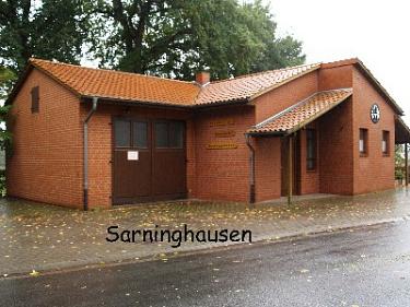 Sarninghausen Feuerwehrhaus©Kreisfeuerwehrverband Nienburg