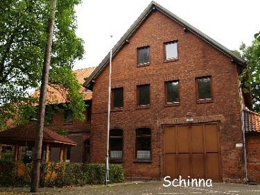 Schinna Feuerwehrhaus©Kreisfeuerwehrverband Nienburg