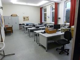 Schulungsraum Funk©Kreisfeuerwehrverband Nienburg