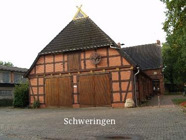 Schweringen Feuerwehrhaus©Kreisfeuerwehrverband Nienburg