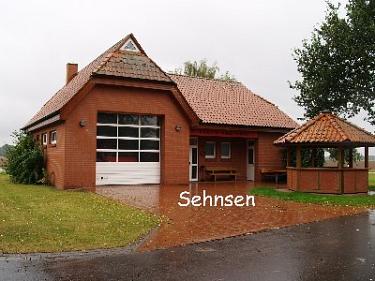 Sehnsen Feuerwehrhaus©Kreisfeuerwehrverband Nienburg