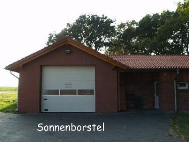 Sonnenborstel Feuerwehrhaus©Kreisfeuerwehrverband Nienburg