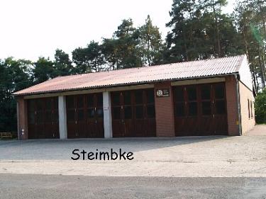 Steimbke Feuerwehrhaus©Kreisfeuerwehrverband Nienburg