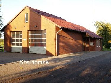 Steinbrink Feuerwehrhaus©Kreisfeuerwehrverband Nienburg