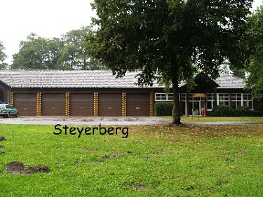 Steyerberg Feuerwehrhaus©Kreisfeuerwehrverband Nienburg