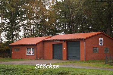 Stöckse Feuerwehrhaus©Kreisfeuerwehrverband Nienburg