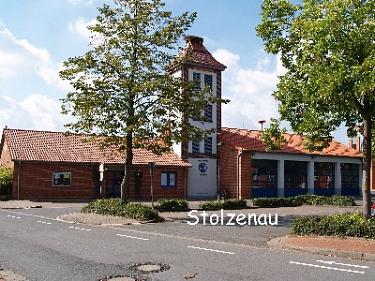 Stolzenau Feuerwehrhaus©Kreisfeuerwehrverband Nienburg