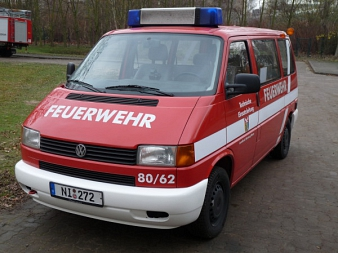 TEL-FüKW (Führungskraftwagen)©Kreisfeuerwehrverband Nienburg