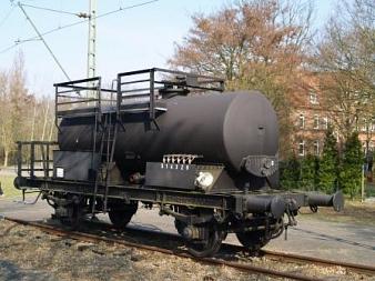 Übungswaggon_1©Kreisfeuerwehrverband Nienburg