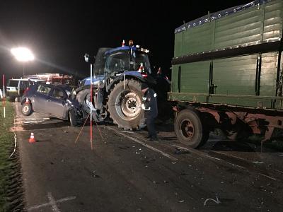 Tödlicher Verkehrsunfall auf der K2