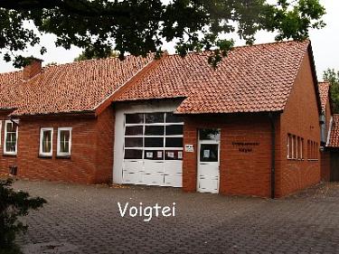 Voigtei Feuerwehrhaus©Kreisfeuerwehrverband Nienburg