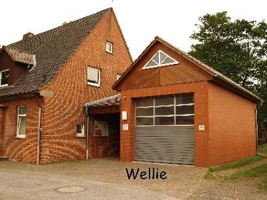 Wellie Feuerwehrhaus©Kreisfeuerwehrverband Nienburg