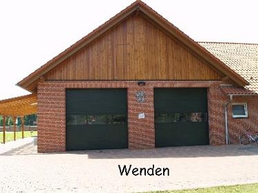 Wenden Feuerwehrhaus©Kreisfeuerwehrverband Nienburg