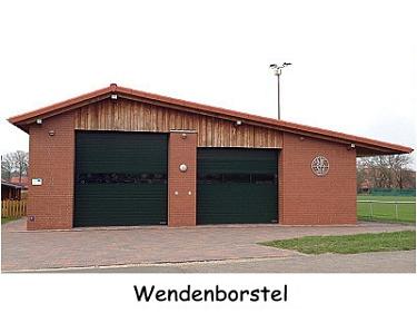 Wendenborstel Feuerwehrhaus©Kreisfeuerwehrverband Nienburg