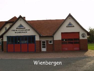 Wienbergen Feuerwehrhaus©Kreisfeuerwehrverband Nienburg
