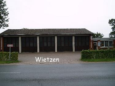 Wietzen Feuerwehrhaus©Kreisfeuerwehrverband Nienburg