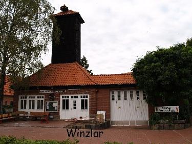 Winzlar Feuerwehrhaus©Kreisfeuerwehrverband Nienburg