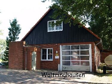Woltringhausen Feuerwehrhaus©Kreisfeuerwehrverband Nienburg