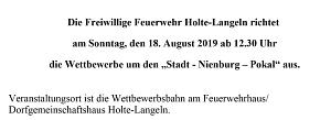 Stadt-Nienburg-Pokal